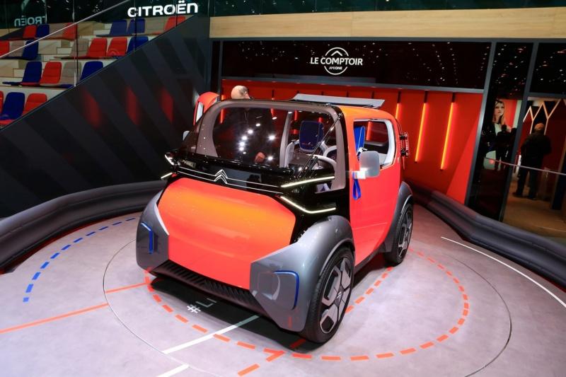 2019 - [Citroën] Concept AMI ONE - Page 11 77236310
