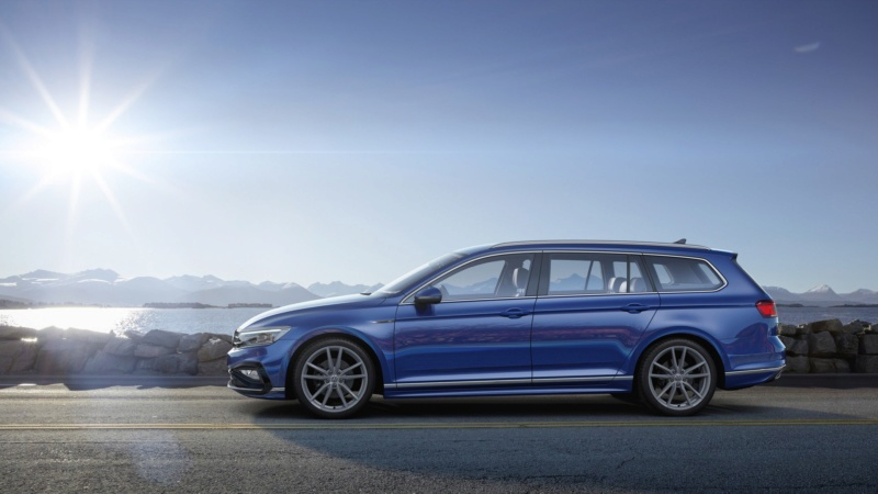 2019 - [Volkswagen] Passat restylée - Page 3 7732cc10