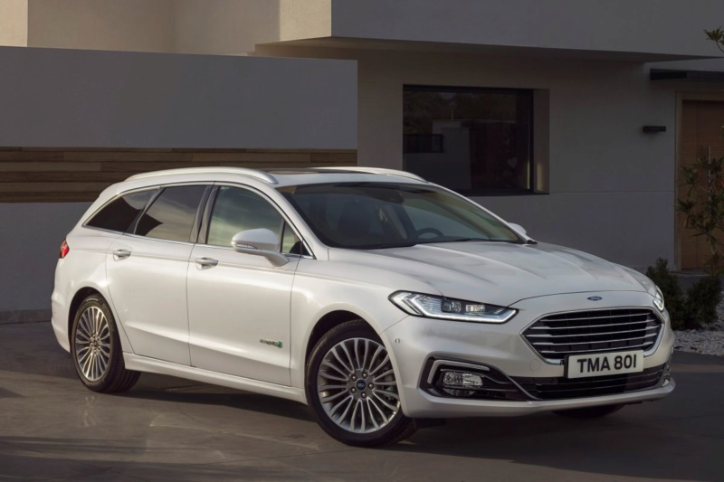 2016 - [Ford] Mondeo / Fusion restylée - Page 4 77332610