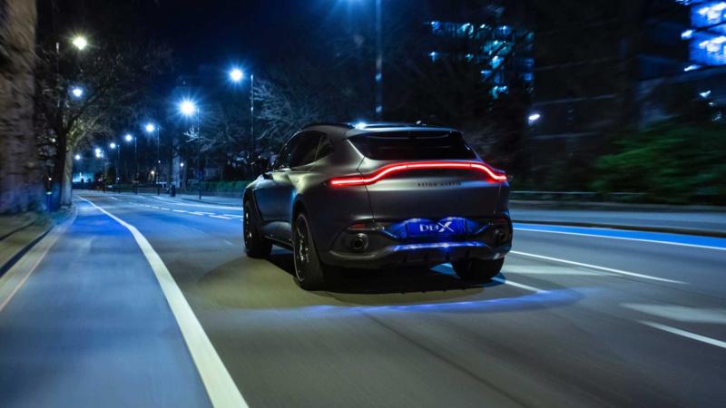 2019 - [Aston Martin] DBX - Page 9 774d8010