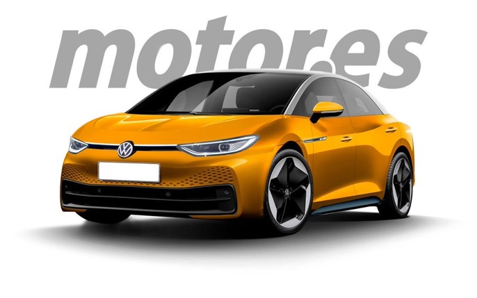 2022 - [Volkswagen] ID 5  7770d410