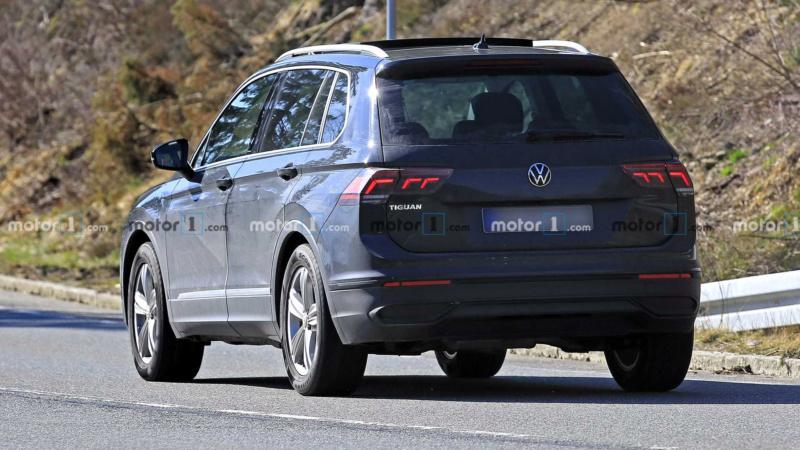 2020 - [Volkswagen] Tiguan II restylé  - Page 2 7771fd10