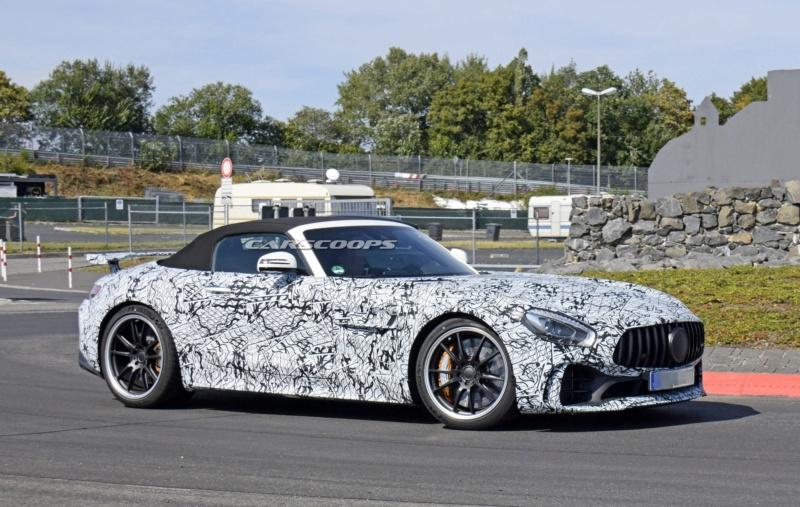 2014 - [Mercedes-AMG] GT [C190] - Page 30 77f2c110