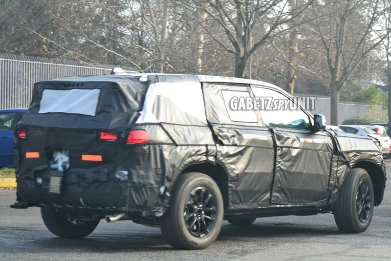 2021 - [Jeep] Grand Cherokee  77f3ac10
