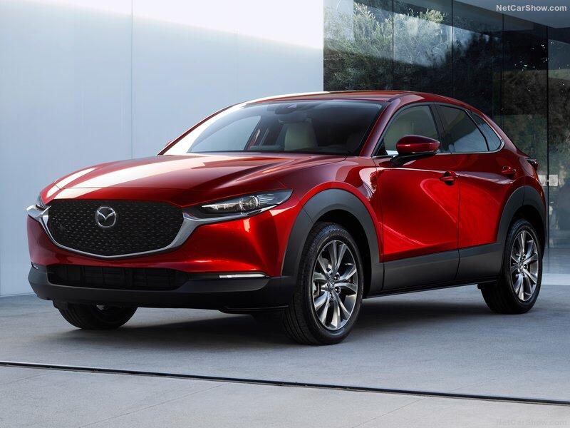 2019 - [Mazda] CX-30 77fa8a10