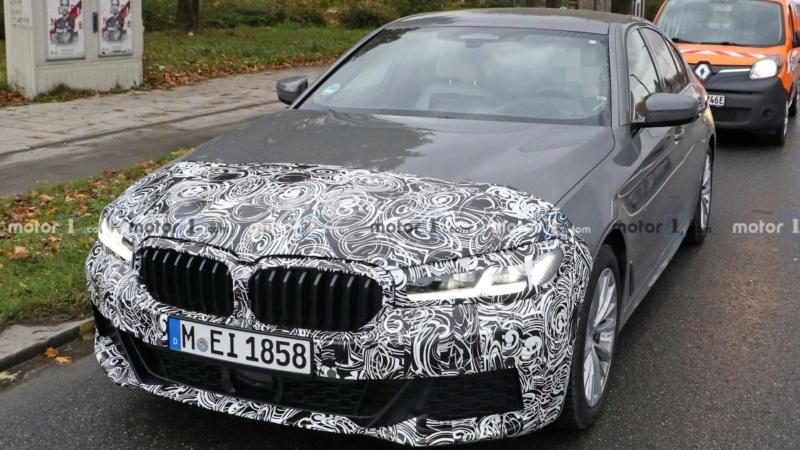 2020 - [BMW] Série 5 restylée [G30] - Page 3 784caa10