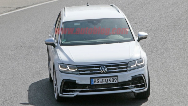 2020 - [Volkswagen] Tiguan II restylé  - Page 2 785b4310