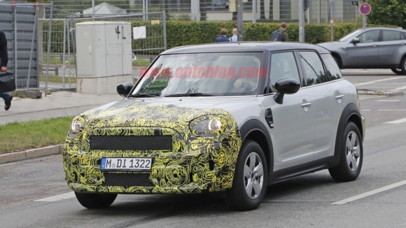 2016 - [Mini] Countryman II [F60] - Page 11 785bbb10