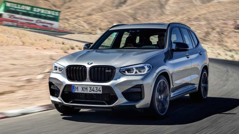 2016 - [BMW] X3 [G01] - Page 12 787e4410