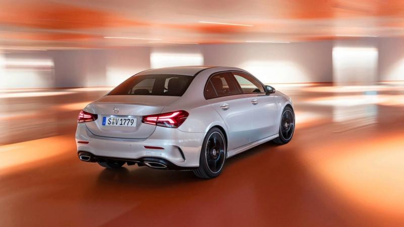 2018 - [Mercedes-Benz] Classe A Sedan - Page 5 78804110
