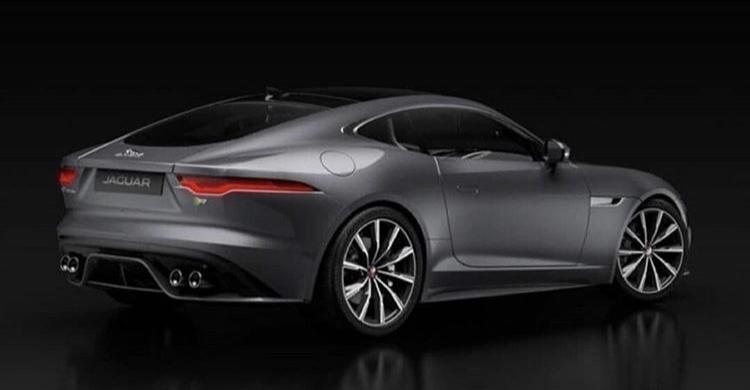 2021 - [Jaguar] F-Type restylée - Page 2 78855510