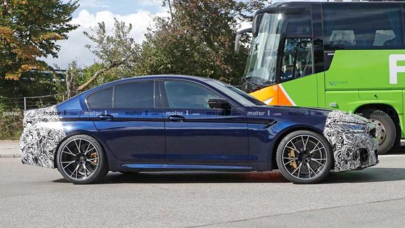 2020 - [BMW] Série 5 restylée [G30] - Page 2 78a42610