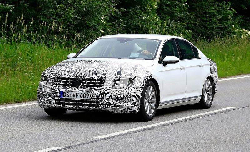 2019 - [Volkswagen] Passat restylée 78acb110