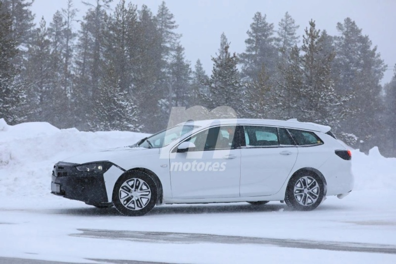 2020 - [Opel] Insignia Grand Sport Restylée  - Page 3 78cb1a10