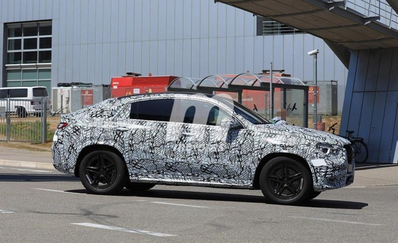 2019 - [Mercedes-Benz] GLE Coupé  78da5c10