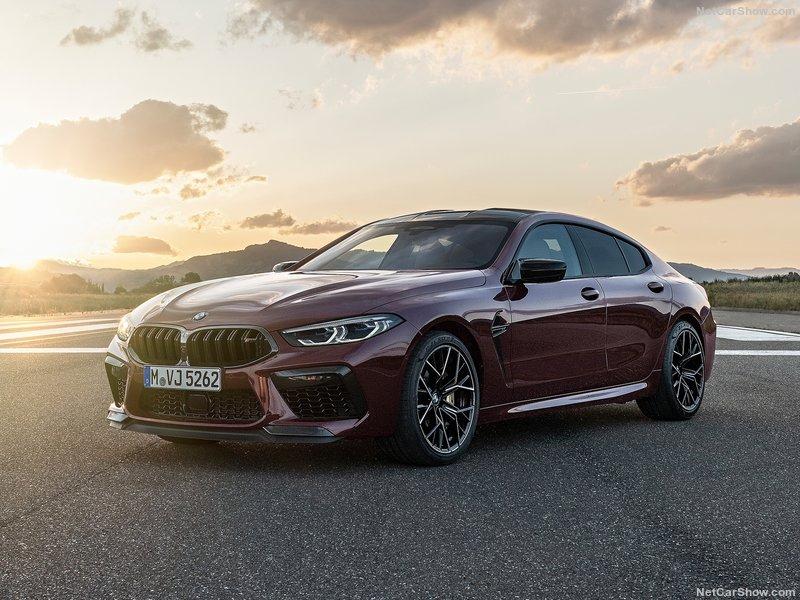 2019 - [BMW] Série 8 Gran Coupé [G16] - Page 6 78fbbc10