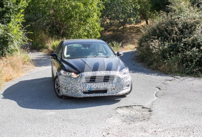 2018 - [Ford] Mondeo/Fusion V 790ee010