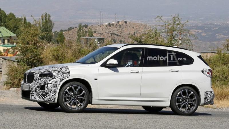 2019 - [BMW] X1 restylé [F48 LCI] 791bf210
