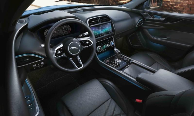 2019 - [Jaguar] XE restylée  793d5910