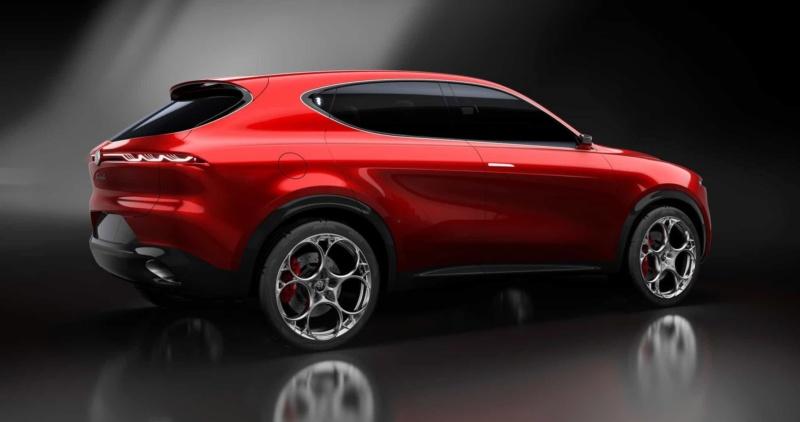 2019 - [Alfa Romeo] Tonale  - Page 3 793d8c10