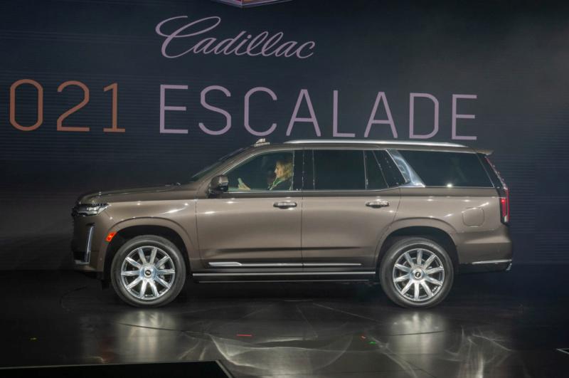2020 - [Cadillac] Escalade V - Page 3 799ffc10