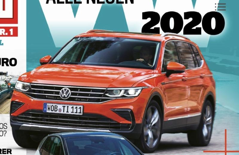 2020 - [Volkswagen] Tiguan II restylé  - Page 2 79a20310