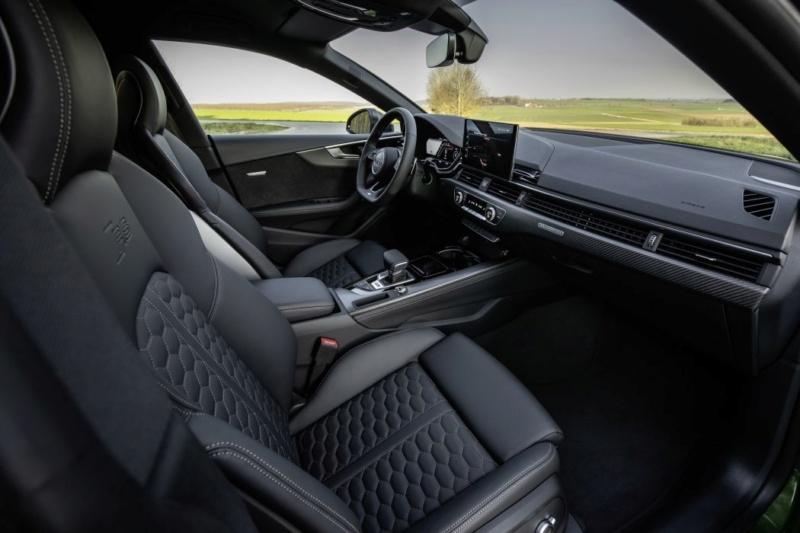2020 - [Audi] A5 Coupé/Cab/SB restylée 79aa5310