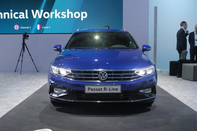 2019 - [Volkswagen] Passat restylée - Page 4 79bad210