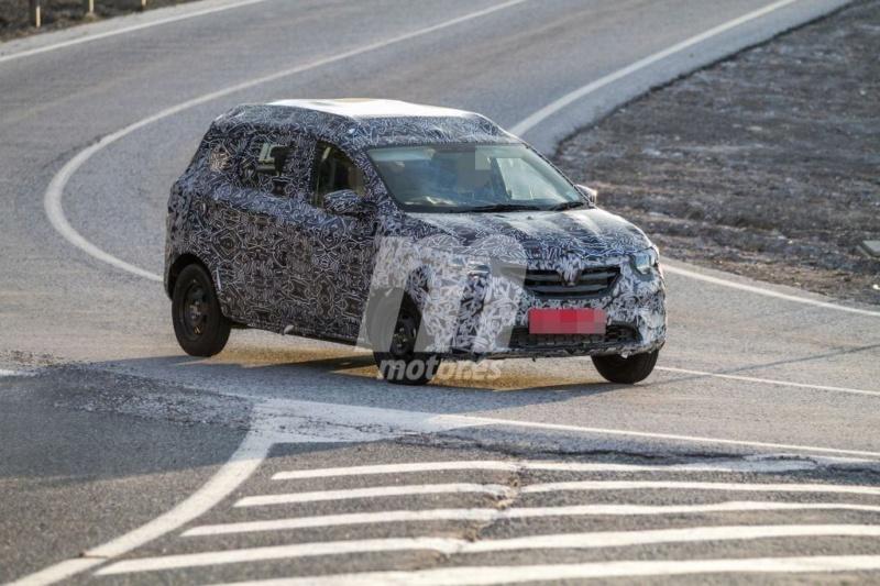 2019 - [Renault] MPV Triber [Inde] 79cfd910