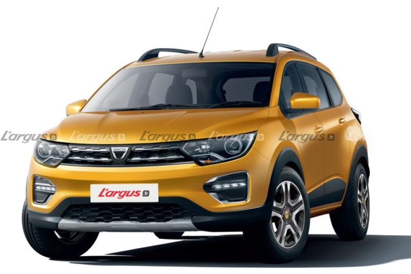 2020 - [Dacia] Grand SUV - Page 2 79e26c10