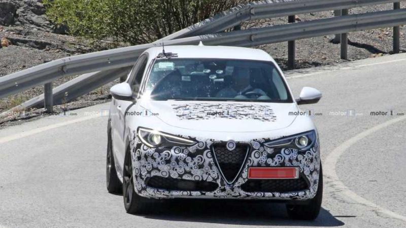 2017 - [Alfa Romeo] Stelvio [Tipo 949] - Page 34 79f39a10