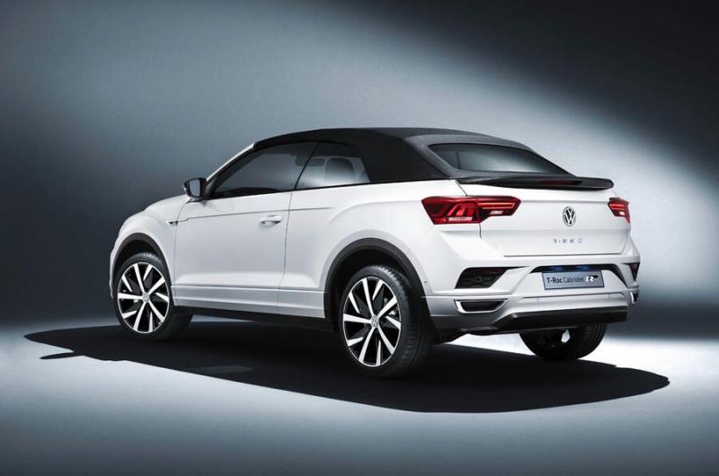 2020 - [Volkswagen] T-Roc cabriolet  - Page 2 79f41d10