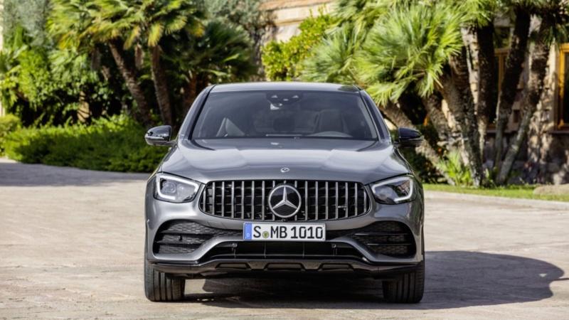 2018 - [Mercedes-Benz] GLC/GLC Coupé restylés - Page 4 7a10f710