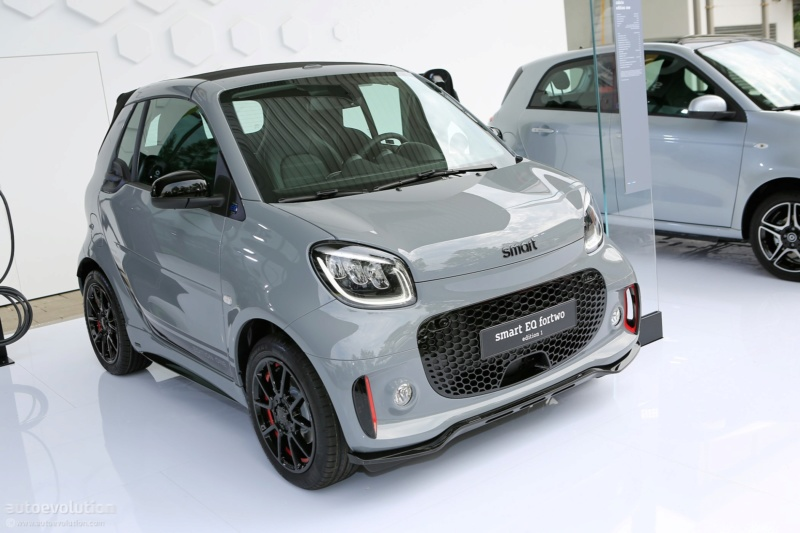 2019 - [Smart] ForTwo III Restylée [C453]  - Page 4 7a46b810