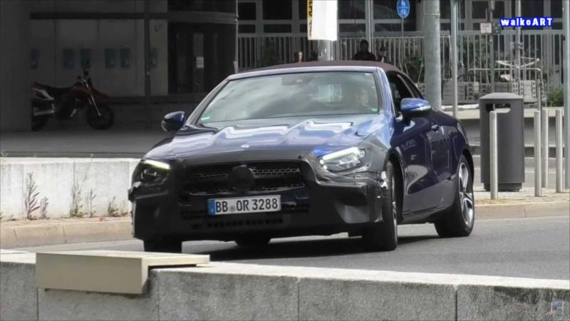 2020 - [Mercedes-Benz] Classe E restylée  - Page 6 7a5a5010