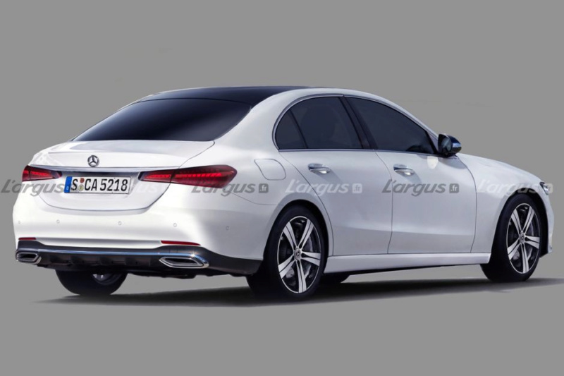 2020 - [Mercedes-Benz] Classe C [W206] - Page 4 7a63ee10