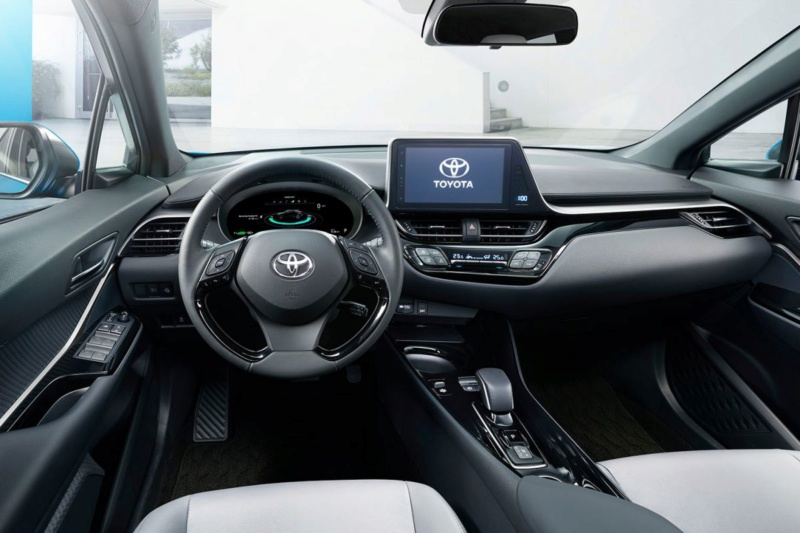 2016 - [Toyota] C-HR - Page 9 7a777410