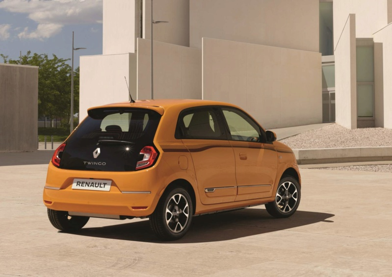 2018 - [Renault] Twingo III restylée - Page 7 7a7dc610