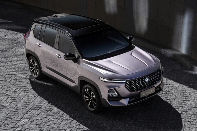 2018 - [Baojun/Wuling/Chevrolet/MG] 530/Almaz/Captiva/Hector 7a840010