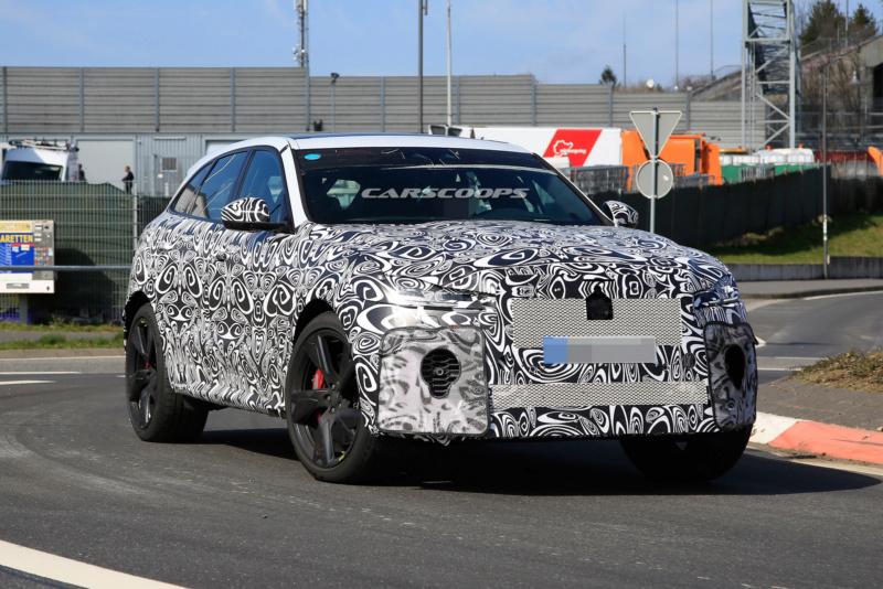 2015 - [Jaguar] F-Pace - Page 15 7aab8410