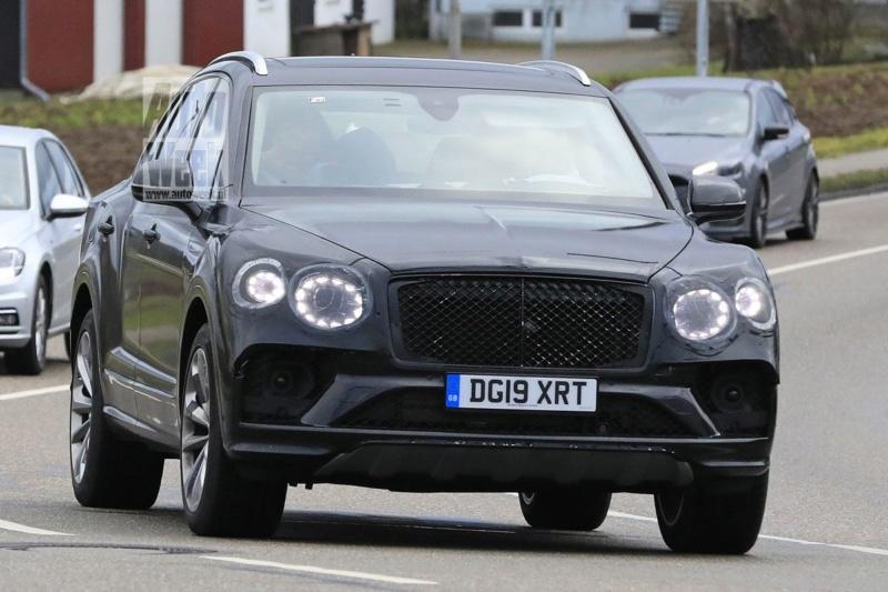 2015 - [Bentley] Bentayga - Page 13 7ad09910