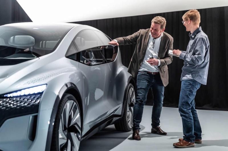 2019 - [Audi] AI:me E-Tron / AI:Trail Quattro 7afa4810