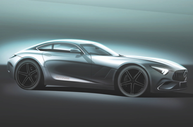 2022 - [Mercedes-AMG] GT II 7b389510