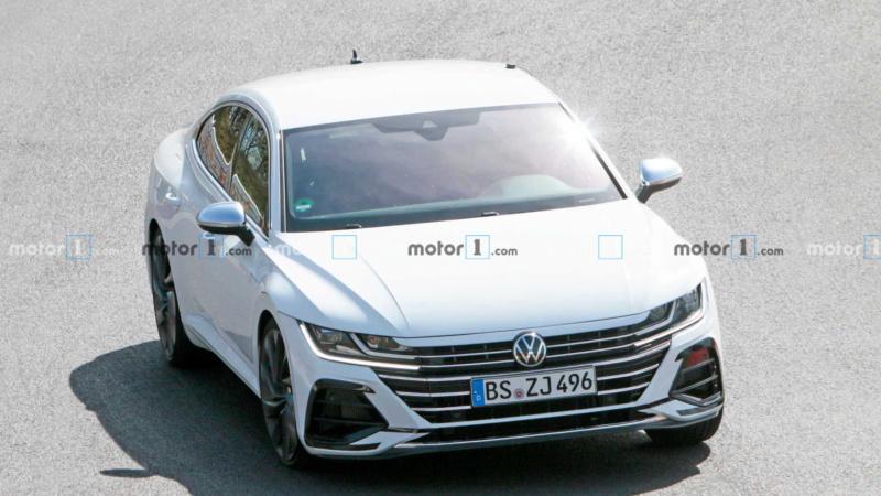 2016 - [Volkswagen] Arteon - Page 12 7b3e4d10