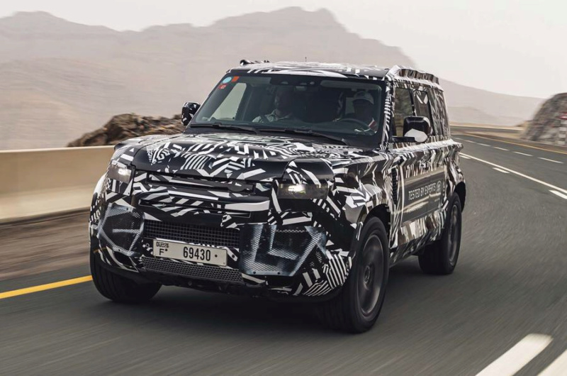 2018 - [Land Rover] Defender [L663] - Page 9 7b485c10