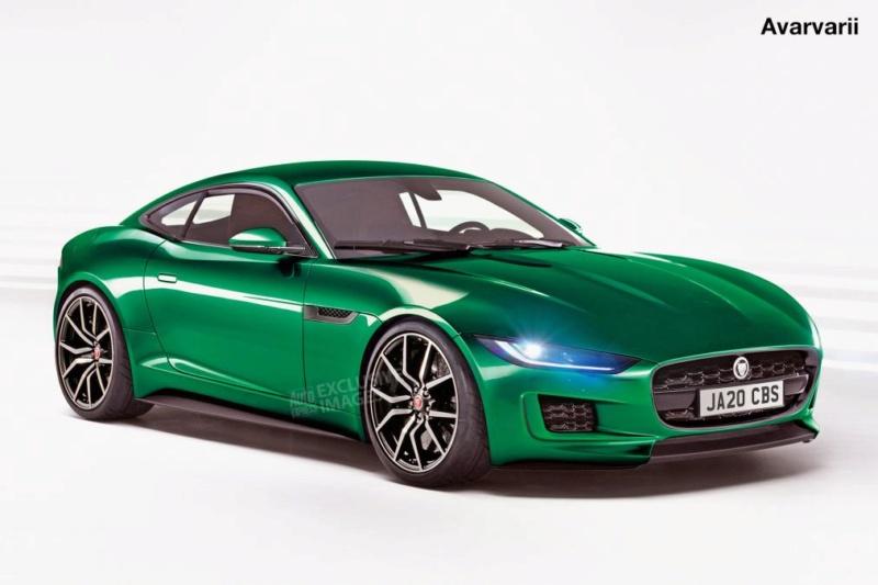 2021 - [Jaguar] F-Type restylée - Page 2 7b6ba610