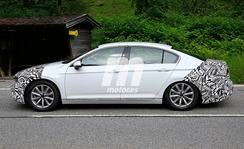 2019 - [Volkswagen] Passat restylée 7bdf4d10