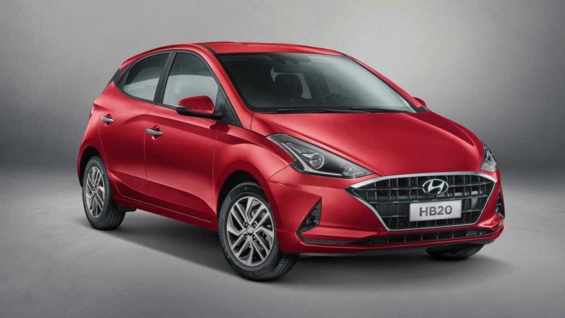 2020 - [Hyundai] HB20 (Brésil)  7be19510