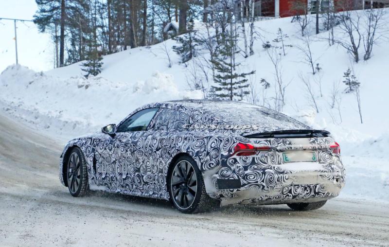 2021 - [Audi] E-Tron GT 7be55110
