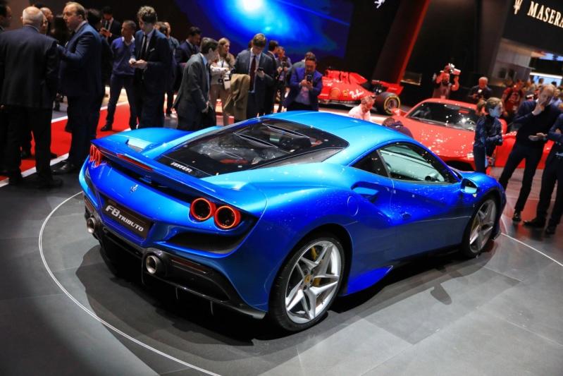 2019 - [Ferrari] F8 Tributo 7bf6ea10